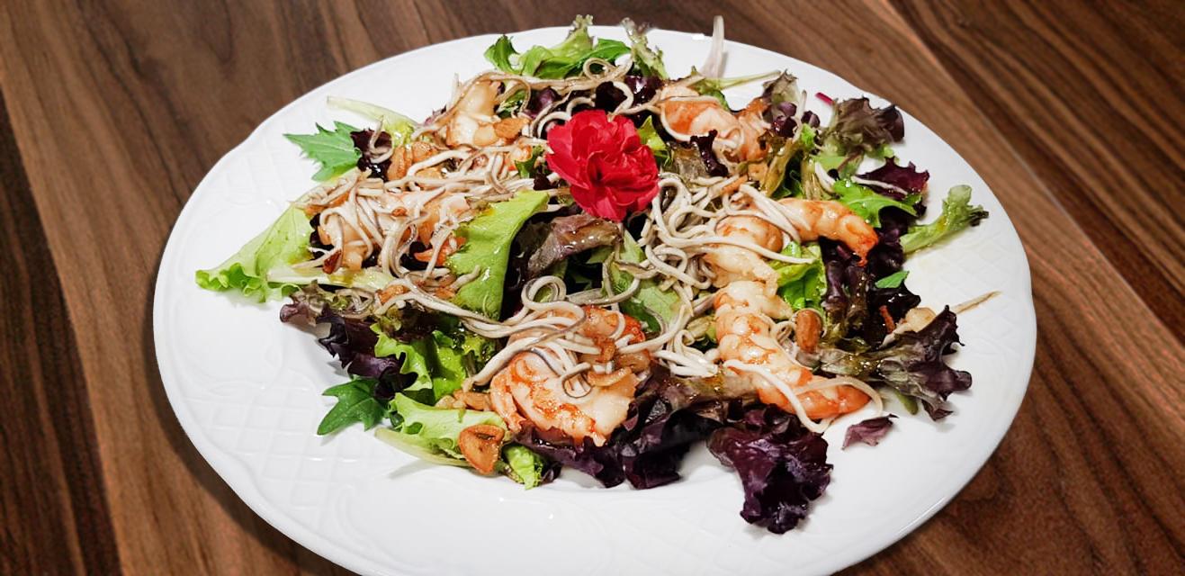 Prawn salad Norte-Sur